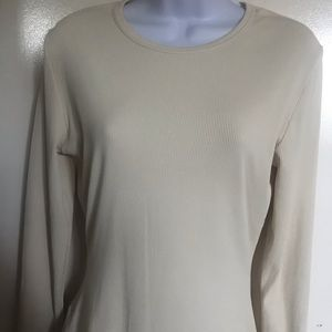 PROMOD , made In France ,tank top beige , M size